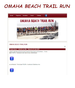 Omaha Beach Trail Run